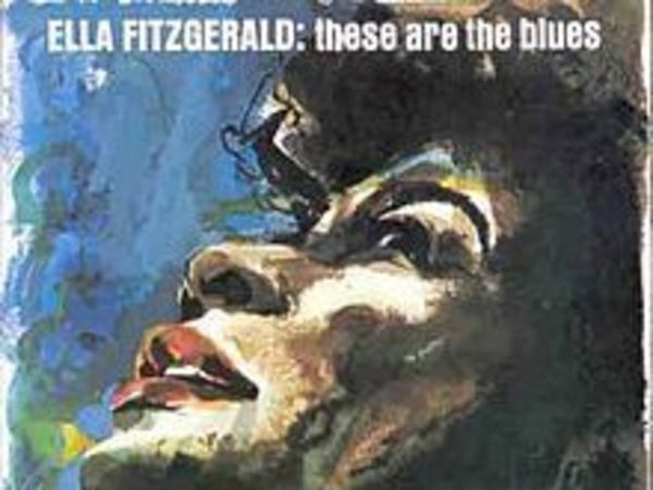 "Блюз в джазе с альбома  ""Ella Fitzgerald: these are the blues"""