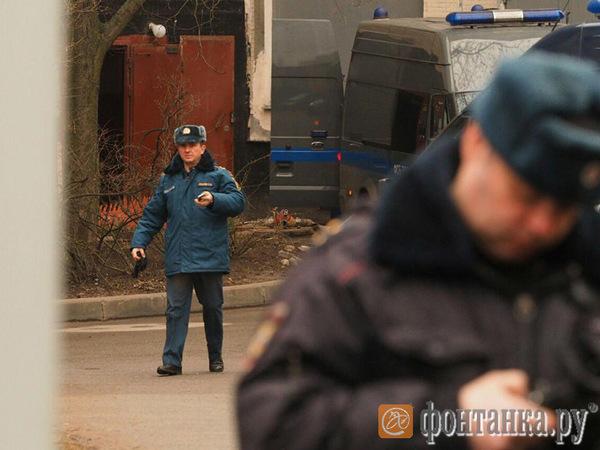 Парадную эвакуированного дома на Товарищеском отключают от газоснабжения
