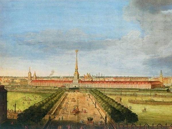 Как императрица Елизавета боролась с рекламой на Невском
