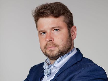 Гендиректор Первого ипотечного агентства Максим Ельцов.