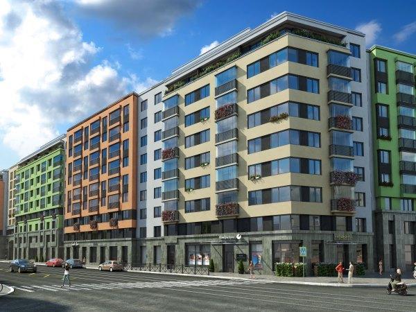 Стартовали продажи квартир в новой очереди ЖК «Палацио»