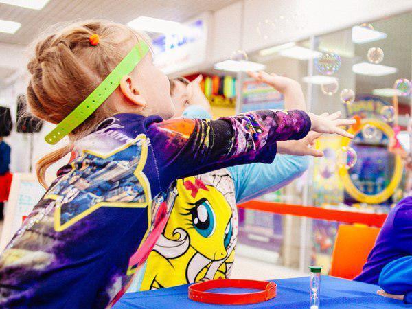 Детские клубы выручат родителей в выходные дни