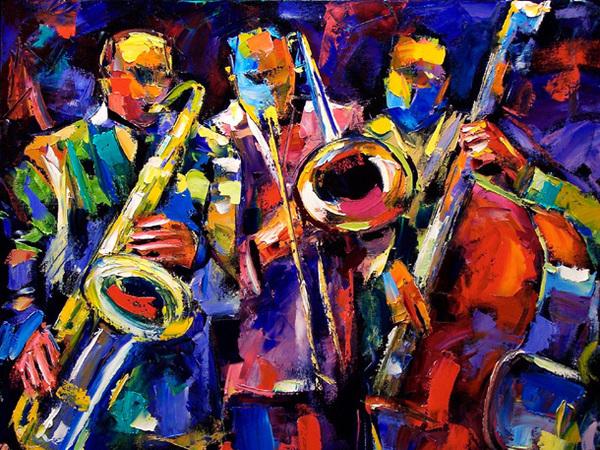 Джаз в ритме вальса