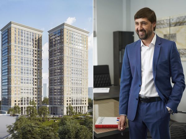 BauHaus: откуда в Петербурге дом нового формата