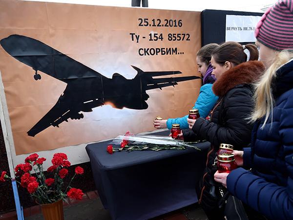 Три вывода о крушении Ту-154: бардак, липа, взрыв