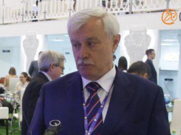 Георгий Полтавченко: ПМЭФ-2017 пройдет для Петербурга удачно