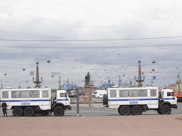 Трансляция: как проходит День России в Петербурге