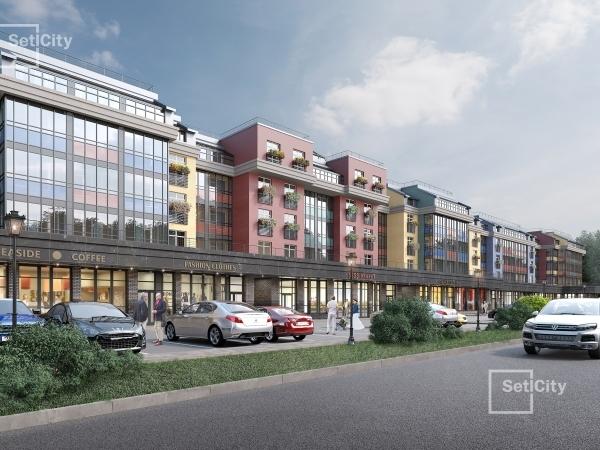 Setl City продолжает строительство ЖК «Планетоград»