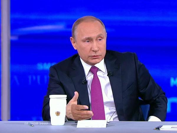 Путин: Владимир Владимирович, где деньги?