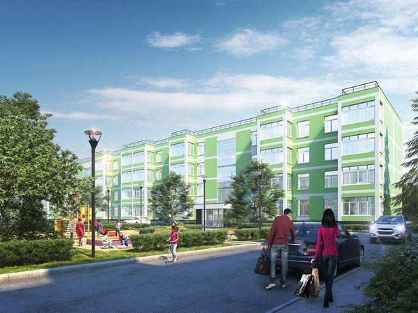 Жилой комплекс «Образцовый квартал 3» получил аккредитацию