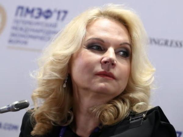 Татьяна Голикова: «Мы уже адаптировались к санкциям, но не боимся, что их снимут»