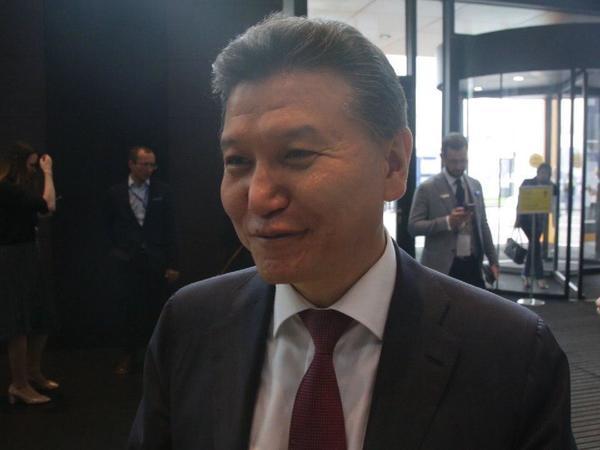 Кирсан Илюмжинов: Для победы на шахматной Олимпиаде недостаточно высоких рейтингов российской сборной