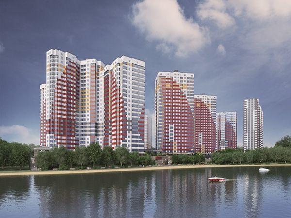 Setl City продолжает строить «Невские паруса» на излучине Невы