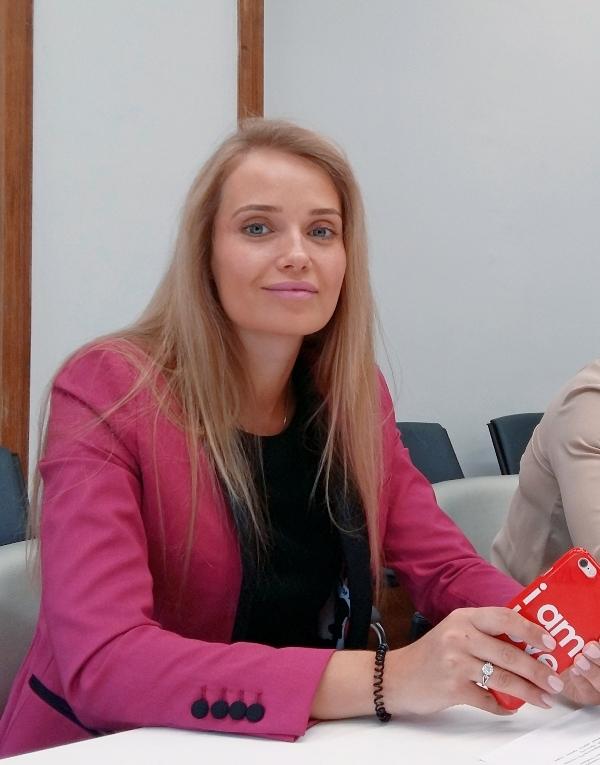 Юлия Роженцева