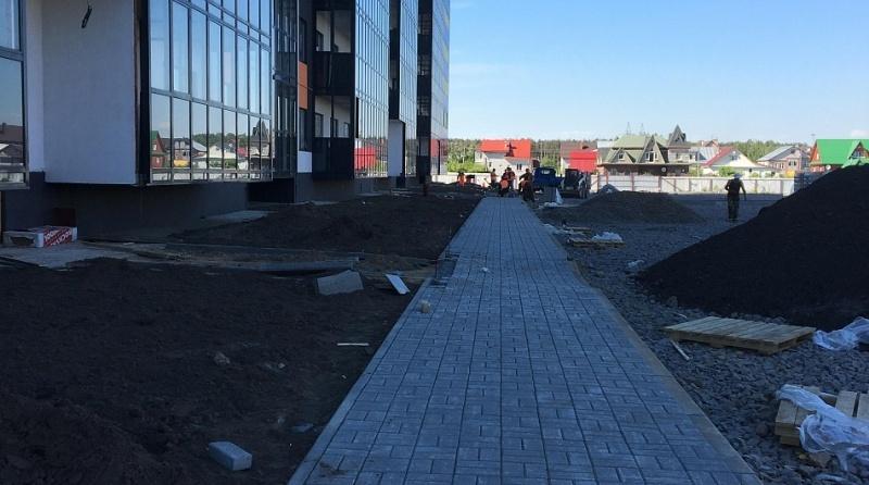 Проект КОТ «Новоселье: Городские кварталы»
