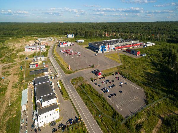 Tikkurila выбирает индустриальный парк Greenstate