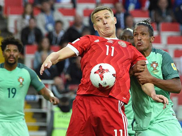 Россия проиграла Португалии, но не футболу
