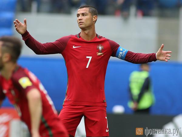 Как Роналду оказался популярнее сборной России