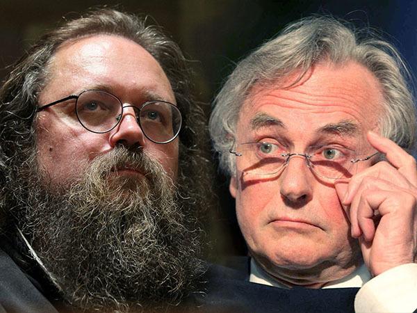 На чьей стороне Бог: Докинз и Кураев на Geek Picnic