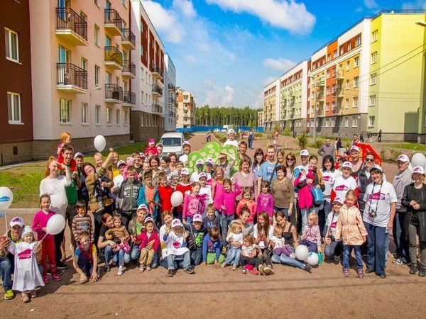 «Главстрой-СПб» запустил семейный квест «Строим главное»