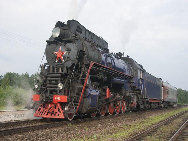 Сезон-2017 на Малой Октябрьской железной дороге продлится еще 2 месяца