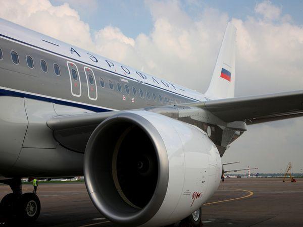 Аэрофлот объявляет конкурс на лучшую раскраску самолета