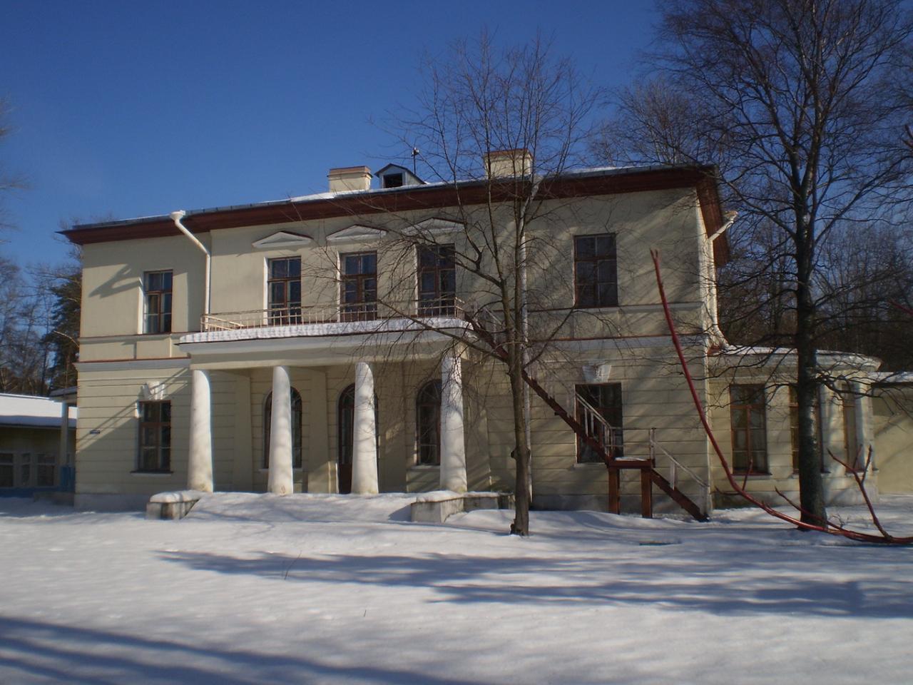 Дом Витцеля. Фото с сайта Citywalls