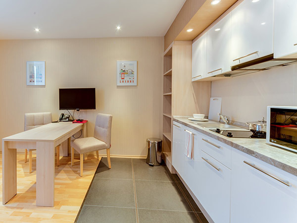 Кухонные споры в апартаментах