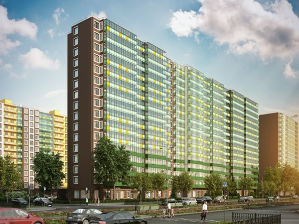 Setl City приступила к основному этапу строительства 8 корпуса ЖК «GreenЛандия 2»