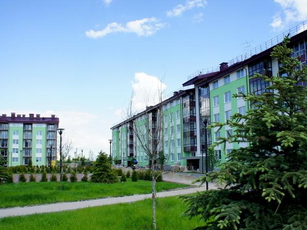 Заканчиваются фасадные работы в ЖК «Образцовый квартал 2»