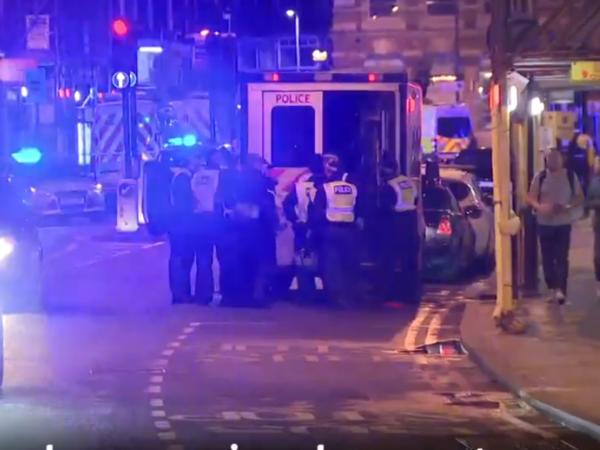В Лондоне за ночь - два теракта. Трое подозреваемых застрелены