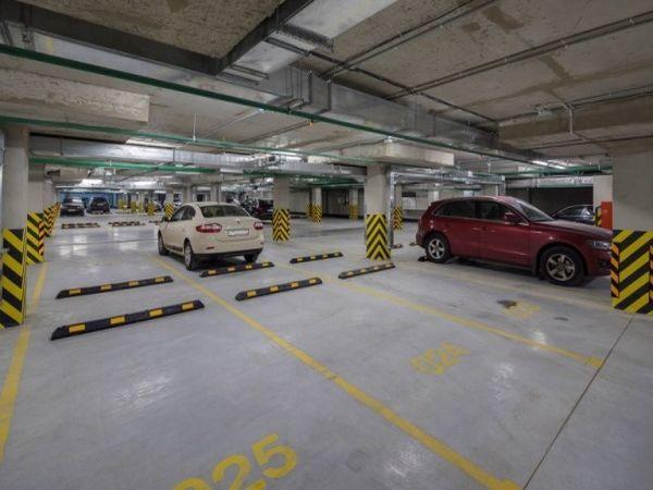 Паркинг пойдет в комплекте со smart-квартирой