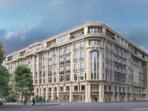 В Московском районе стартует проект элитного жилья Victory Plaza