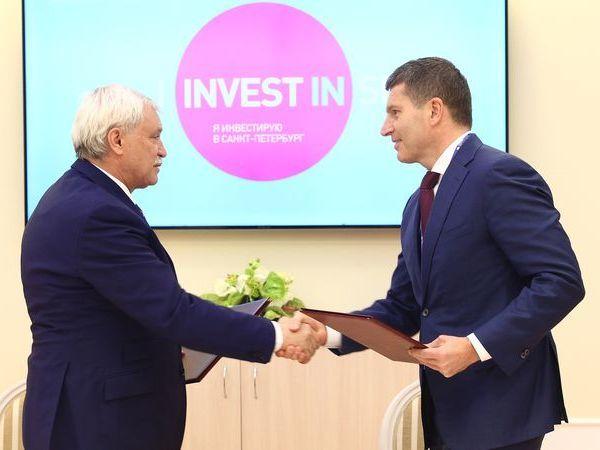 «Эталон ЛенСпецСМУ» и Санкт-Петербург подписали на ПМЭФ соглашение о намерениях реализовать первый в России проект ГЧП по строительству соцобъектов