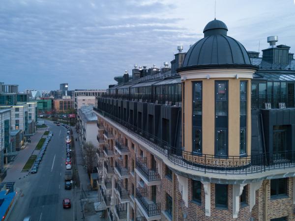 Setl City приступает к передаче ключей собственникам квартир в «Доме на Кирочной»