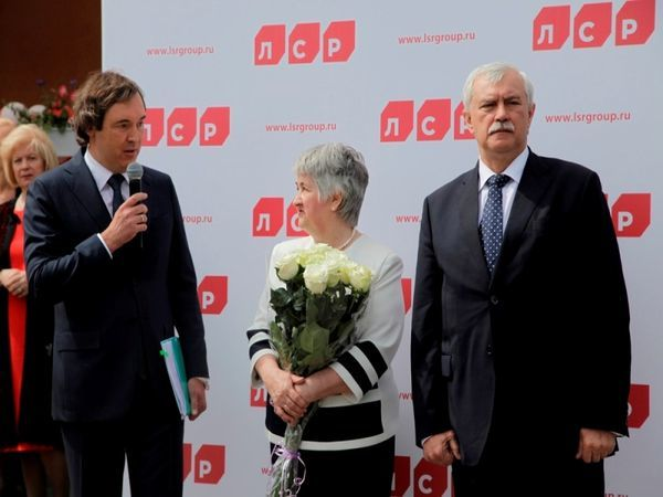 «Группа ЛСР» открыла в Санкт-Петербурге специальный дом для инвалидов