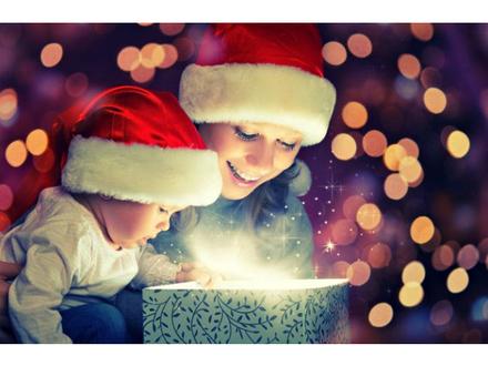 Какие подарки Дед Мороз подарил жителям Санкт-Петербурга?