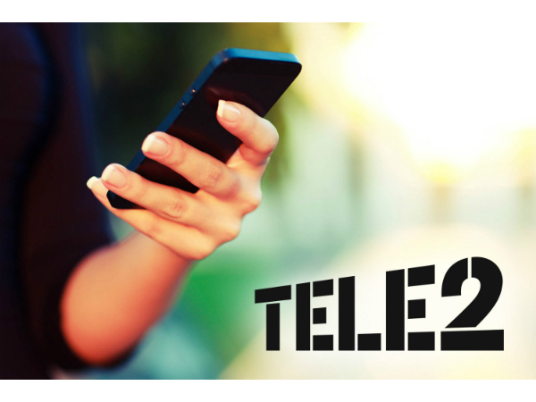Tele2 запускает бесконтактное пополнение счета через Apple Pay