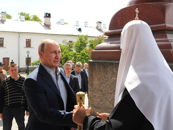 Путин решил задержаться на Валааме