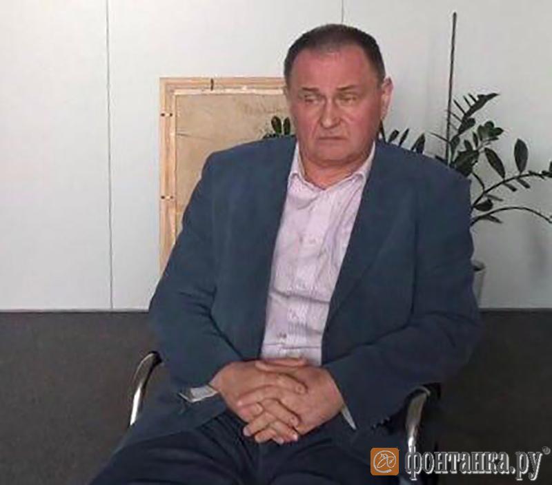 Кшиштоф Поморски после задержания