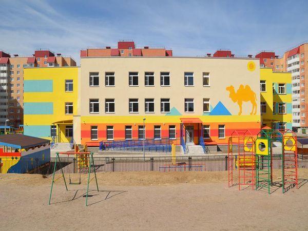 «Группа ЛСР» построила в Ленинградской области детский сад