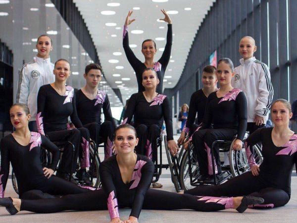 БФ «ТОЧКА ОПОРЫ»: Спасибо за помощь юным танцорам с инвалидностью