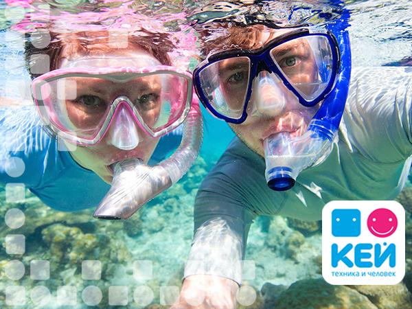Гаджеты и море: КЕЙ рассказал, что нужно знать о водонепроницаемых гаджетах