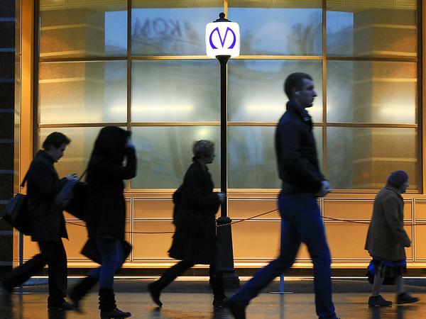 Пассажиров метро наказали за непосещаемость