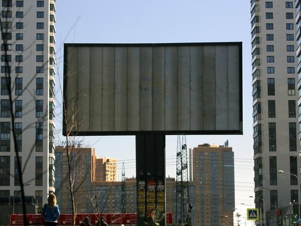 Судьбу петербургской рекламы решат в Москве