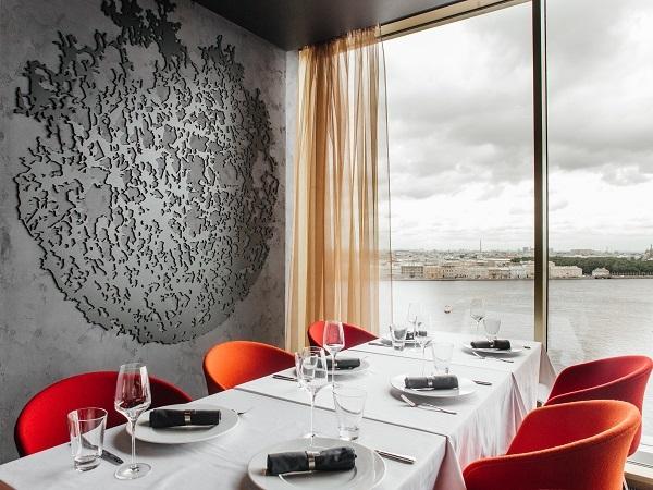 Открылся новый видовой ресторан La Vue