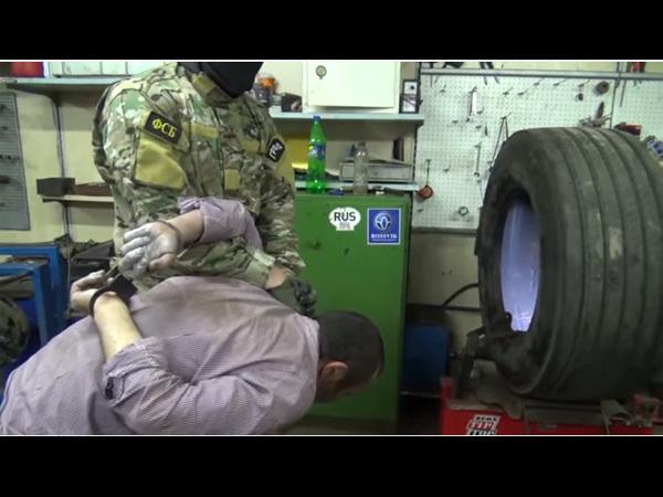 ФСБ нашла подрывников в шиномонтаже