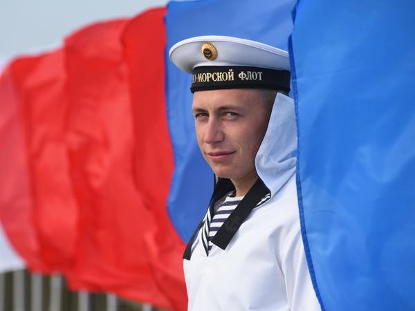 Парад ВМФ - как это было