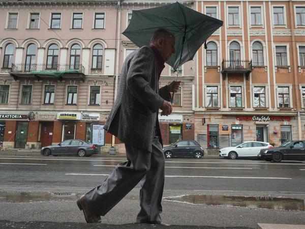 Погода в Петербурге: превращаемся в Макондо