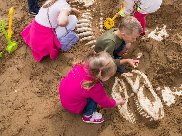 В Mistola Hills обнаружили динозавров